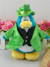 "Disney Club Penguin Gentleman Plush Stuffed Toy 8"""