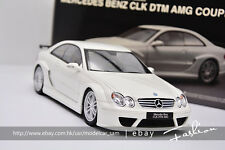 KYOSHO 1:18 BENZ CLK DTM AMG COUPE White