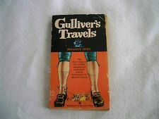 Gulliver's Travels, Action, Adventure, English, Illustrated, Paperback