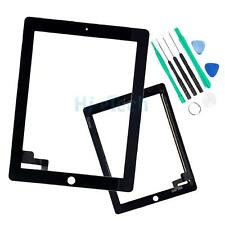 Black Replacement Touch Screen Digitizer Glass Display for iPad 2 Tools UK