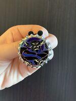 Mystery Box Character Bottle Caps -Chernabog LE 500- Disney Pin Limited Fantasia