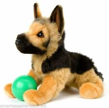 "GENERAL GERMAN SHEPHERD Douglas Cuddle 14"" stuffed plush animal toy dog puppy"
