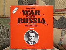 DR. JACK VAN IMPE - The Coming War With Russia - LP  apocalypse
