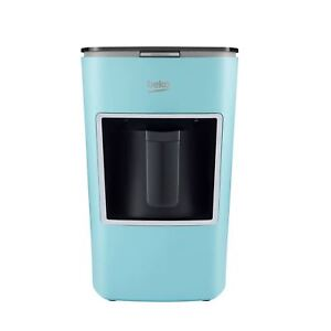 NEW BLUE Beko BKK2300 AUTOMATIC Turkish Greek Coffee Machine Espresso Maker