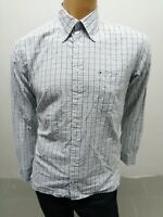 Camicia TOMMY HILFIGER Uomo Taglia size M Shirt Man Chemise Homme Cotone 8068