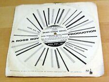 "10""LP Chrysler Corp. BRAKE SYSTEM SERVICE #153 ROSS ROY/RCA CUSTOM PRESS NM/NM-"