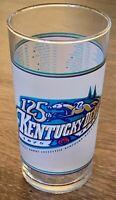 """125th Kentucky Derby 1999 Official Aramark 5.25"""" Tall Souvenir Glass 12oz"""