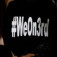 WE On 3rd Shirts (H2HR)