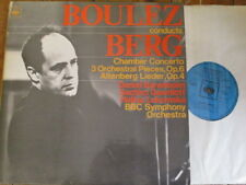 CBS 72614 Boulez conducts Berg