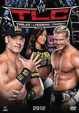 WWE - Tables, Ladders & Chairs 2012 (DVD, 2013) - Region 4