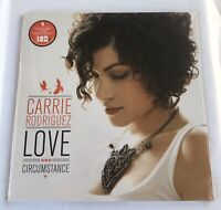 CARRIE RODRIGUEZ  LOVE AND CIRCUMSTANCE 180 GRAM AUDIOPHILE  NEW SEALED LP