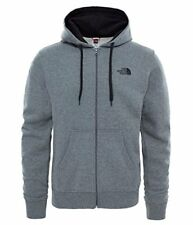 The North Face Homme Open Gate complet capuche Fermeture Éclair Veste a Gris XXL