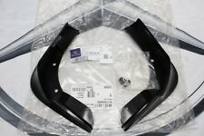 Genuine Mercedes-Benz W177 A-Class Front Black Mud Flaps A1778900600 NEW