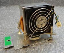 HP Compaq Dc7700 Sff CPU Disipador Calor 435063-001 y Retención Base de montaje