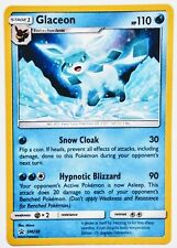 1x Glaceon SM238 Rare Black Star Promo Card Pokémon~PACKAGE FRESH & UNPLAYED