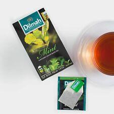 CEYLON MINT FLAVORED PURE NATURAL BLACK TEA
