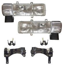 New Headlight PAIR & Corner Light FOR 1995-2010 Nissan UD 1800 2000 2300 2600