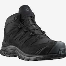 New Salomon XA Forces Mid Tactical Boots Men's Size US 9 Black 401377 Unisex 10