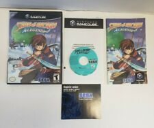 Skies of Arcadia Legends Nintendo GameCube CIB Complete w/ Manual Tested & Works