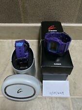 Casio G Shock Purple In4mation Watch Brand New With Tags