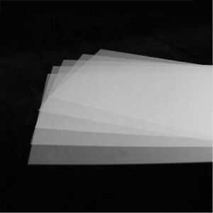 DTF Heat Transfer Film For Cotton , Frabrics ,Leather ,Garments - 100 SHEETS A4