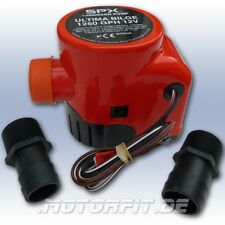 24V SPX Johnson Pump 81-36105-01 Toiletten-Kontroll-Panel 12