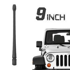 "RYDONAIR 9"" Antenna Fits 2007-2020 Jeep Wrangler JK JLRubicon Sahara Gladiator"
