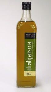 Natives Extra Olipaterna Premium Olivenöl aus Andalusien 750 ml Säure 0,3%