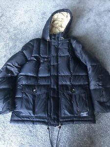 Abercrombie and Fitch Down Puffa Jacket/Coat Size M