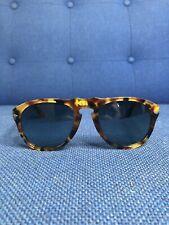 Persol Sunglasses 0649 1052/S3 Madreterra Dark Blue Gradient Polarized