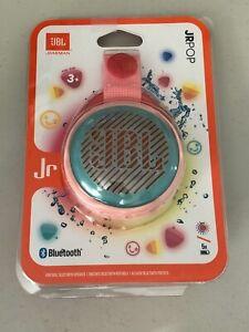 JBL JR Pop - Waterproof Portable Bluetooths Speaker Designed for Kids - Pink