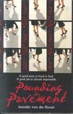Excellent, Pounding the Pavement, Van Der Kwast Jennifer, Book