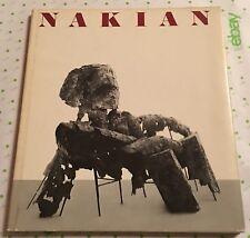 REUBEN NAKIAN Abstract Expressionist American - Armenian sculptor artist Armenia