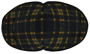 Tartan Medical Adult Eye Patch for Glasses LARGE Soft Washable sold to NHS