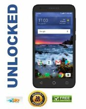 Alcatel Verso GSM Unlock SIM PHONE INTERNATIONAL WORLDWIDE Unlocked Smartphone