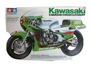 TAMIYA KAWASAKI KR500 GP RACER MODEL KIT