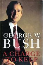 George W. Bush- Signed 1st Edition Signed Hardbound Book