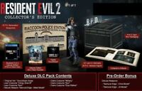 Resident Evil 2 Collector's Edition PS4 * On-hand Ready to ship * Playstation 4