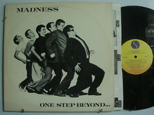 MADNESS One Step Beyond SKA LP SIRE Rare Sticker ORIG. INNER SLEEVE