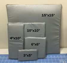 SET OF 5 - Therma Flec / High Density Heat Press Pillows ~ Superior Quality!