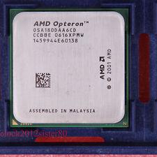 Good work AMD Opteron 2.4 GHz Socket 939 CPU Processor 180 OSA180DAA6CD
