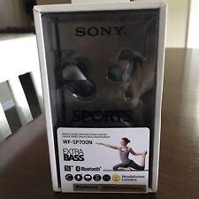 Sony WFSP700N In-Ear Noise-Cancelling Bluetooth Headphone earbuds Blk Wireless