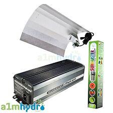 Maxibright 400W Watt Digital Ballast Euro Shade Grow Light Kit Hydroponics