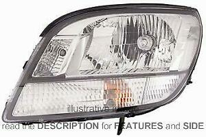 LHD Headlight Chevrolet Daewoo Orlando From 2011 Left 95025585