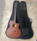 Orangewood 6 String Acoustic Guitar, Right, Mahogany, Cutaway for sale