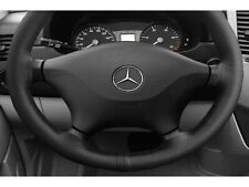 Coprivolante Mercedes-Benz Vito 2014 W639 [2003-2019] vera pelle nera