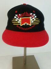Vintage Marlboro World Championship Team NASCAR Racing Adjustable Hat Cap