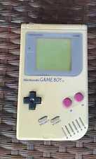 Original Nintendo Game Boy Handheld-Spielkonsole Gameboy Classic | Farbe grau
