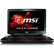 MSI TITAN GT80S SLI-002 i7-6820HK, 256GB SSD+1TB, 24GB, 2x nVIDIA GTX 980 16GB