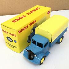 Atlas 1:43 Dinky Toys 413 AUSTIN COVERED WAGON Alloy Diecast Car & Toy model